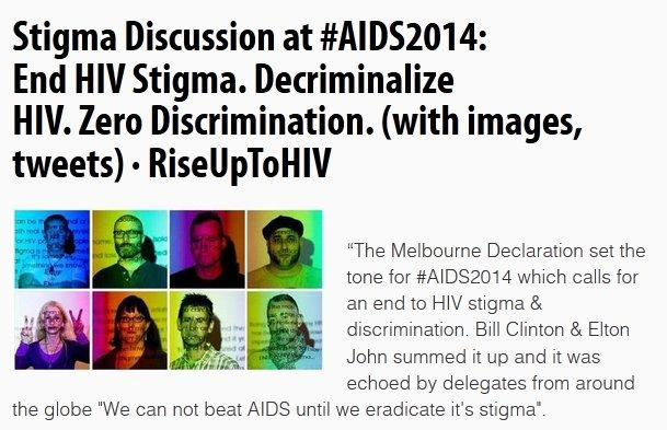 HIV collegamento app