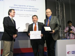Foto Premiazione Foruma PA Salute